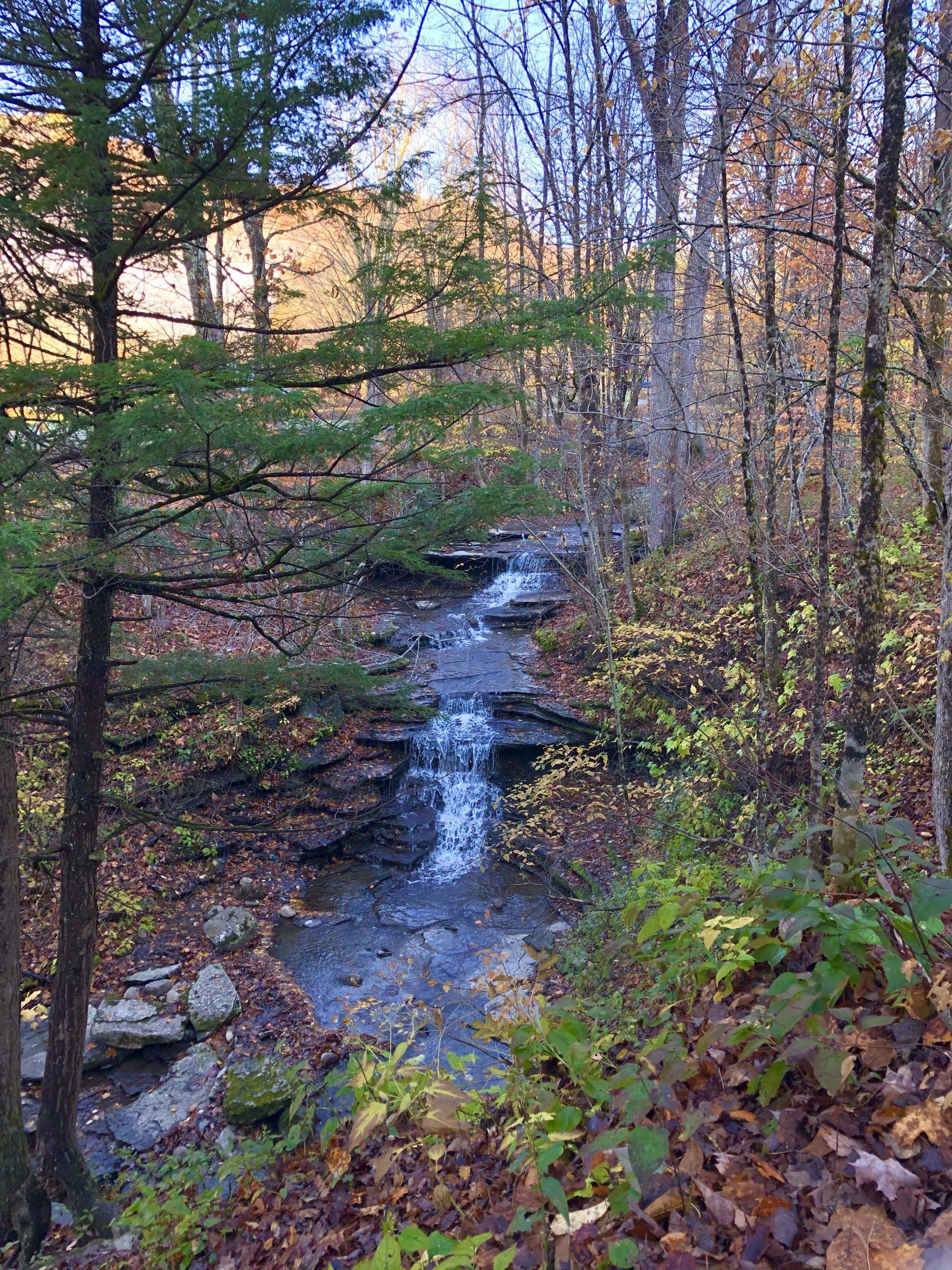 Pixley Falls Hike