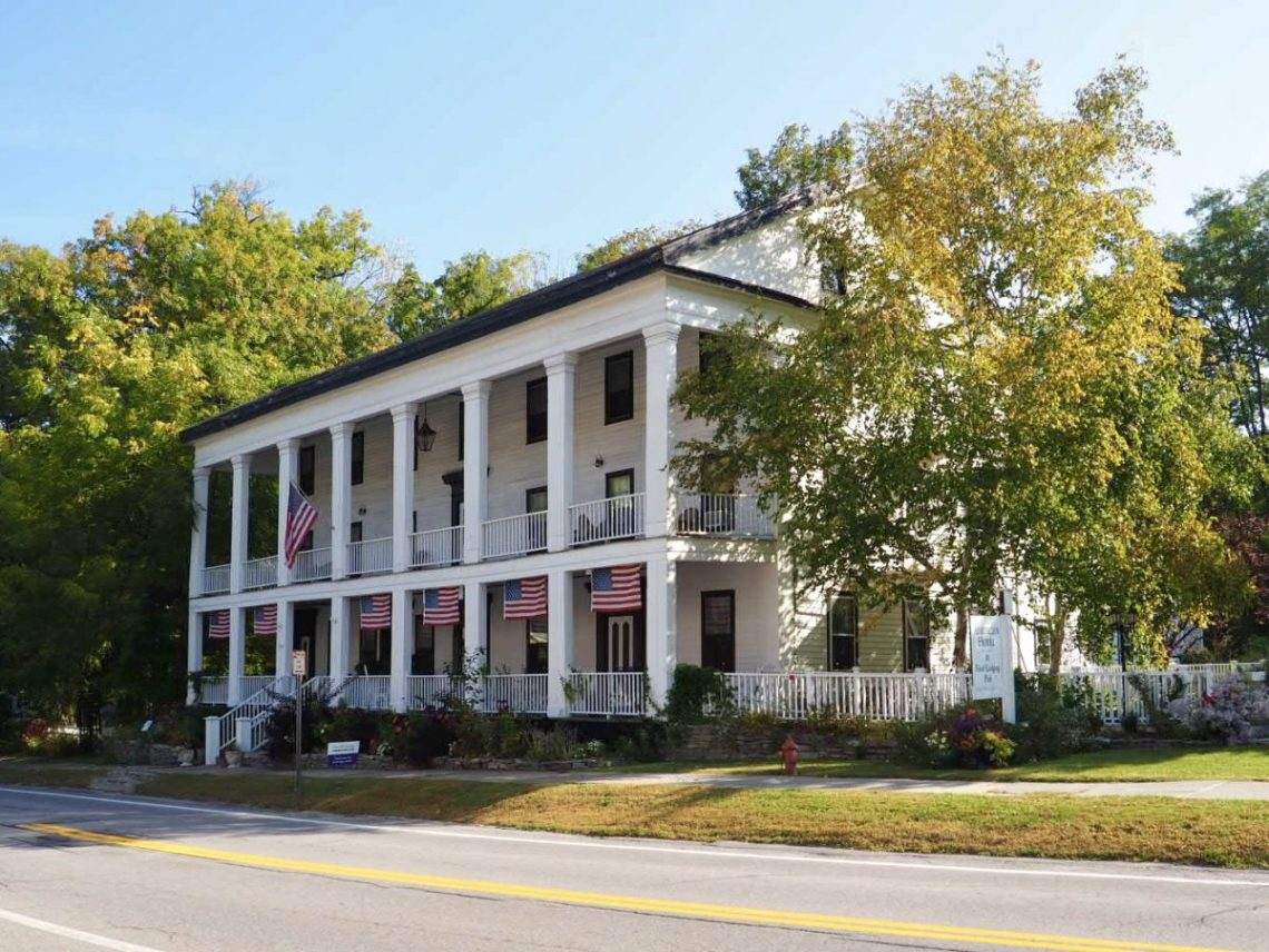 American Hotel in Sharon Springs