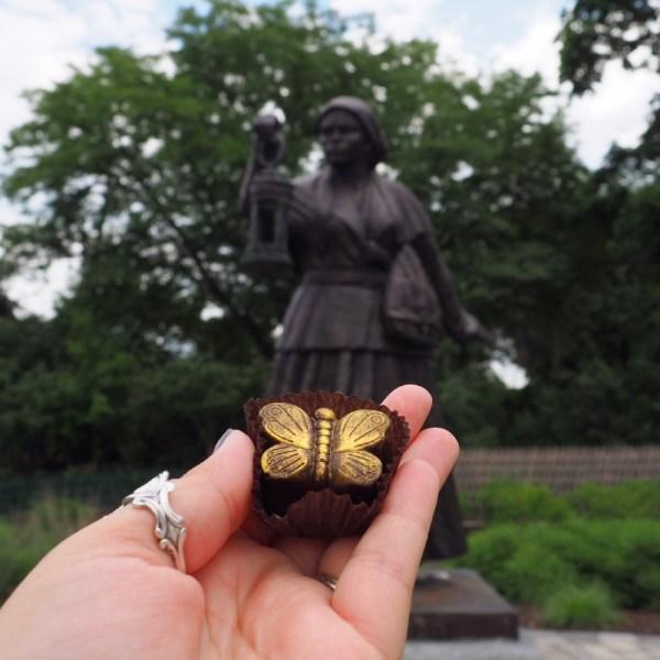 Harriet Tubman Truffle