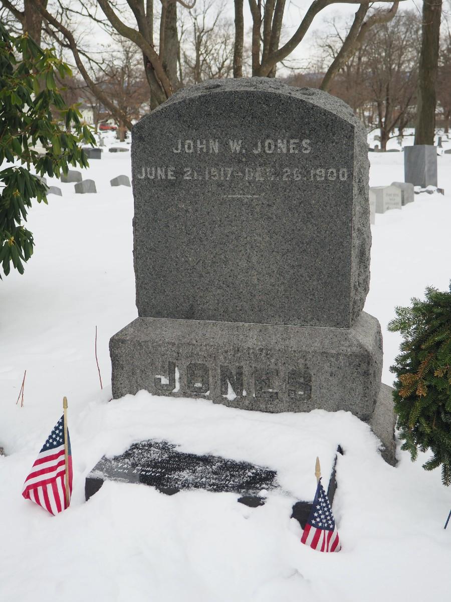 John Jones Grave