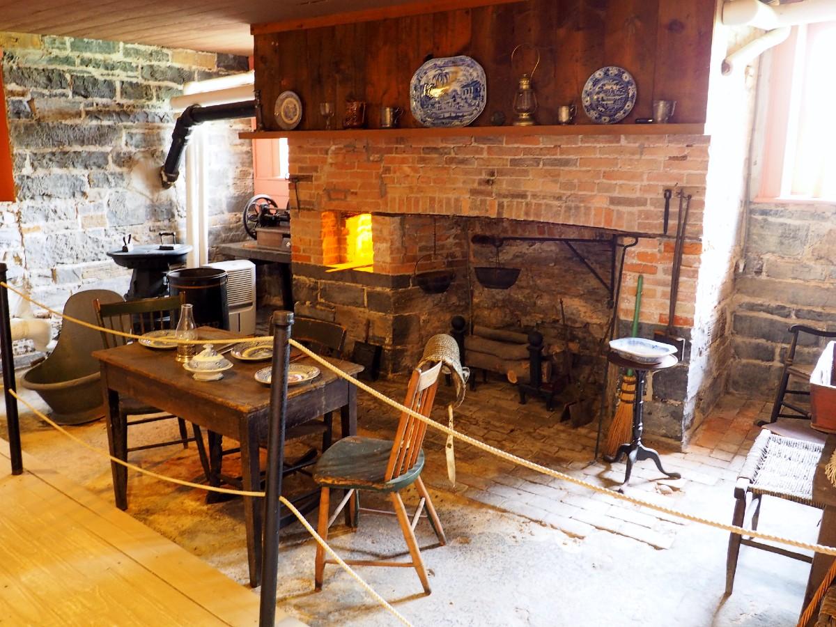 Seward House Kitchen