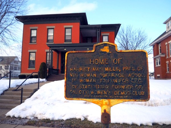 Harriet May Mills House