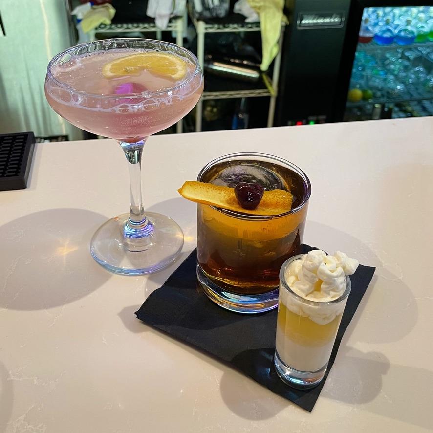 Three Lives Cocktails