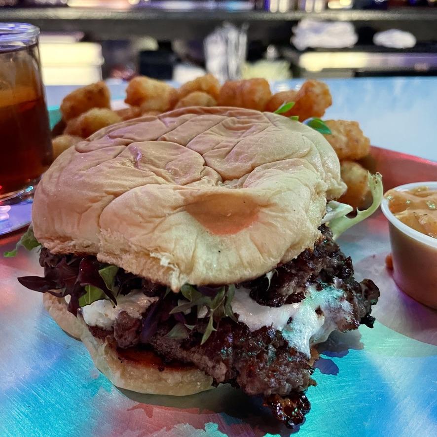 Three Lives Smash Burger