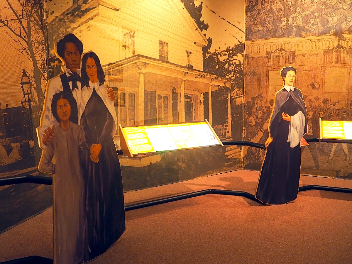 Underground Railroad at Onondaga Historical Association