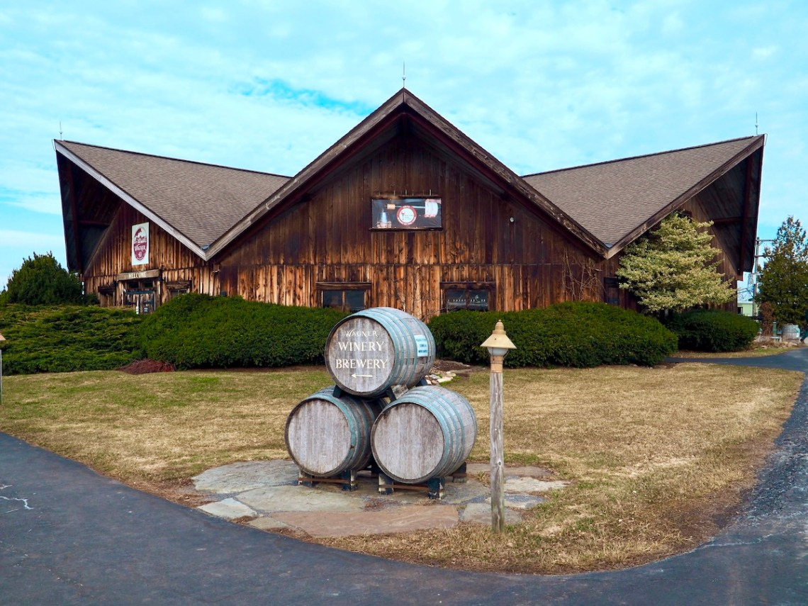 Wagner Valley Estate Winery