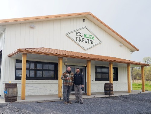 Big aLICe Brewing Owners