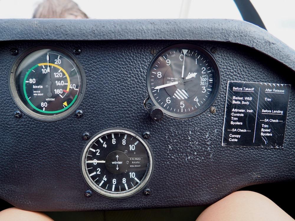 Glider Dials