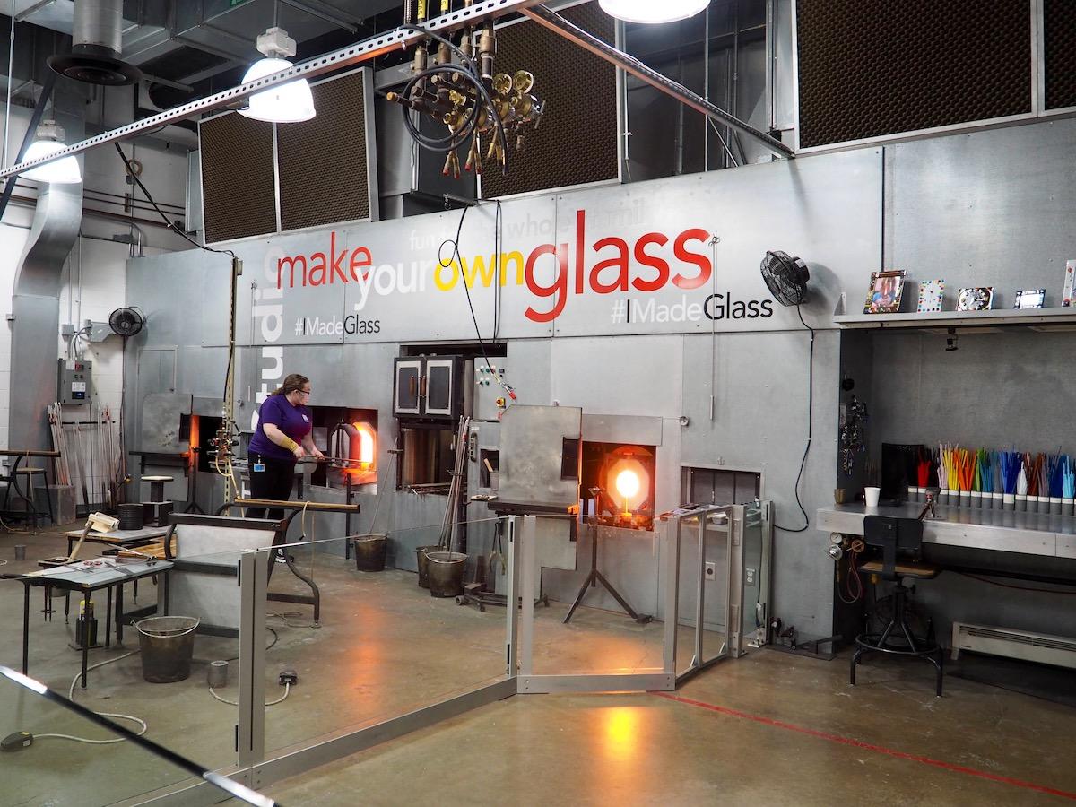 Corning Make Your Own Glass Studio