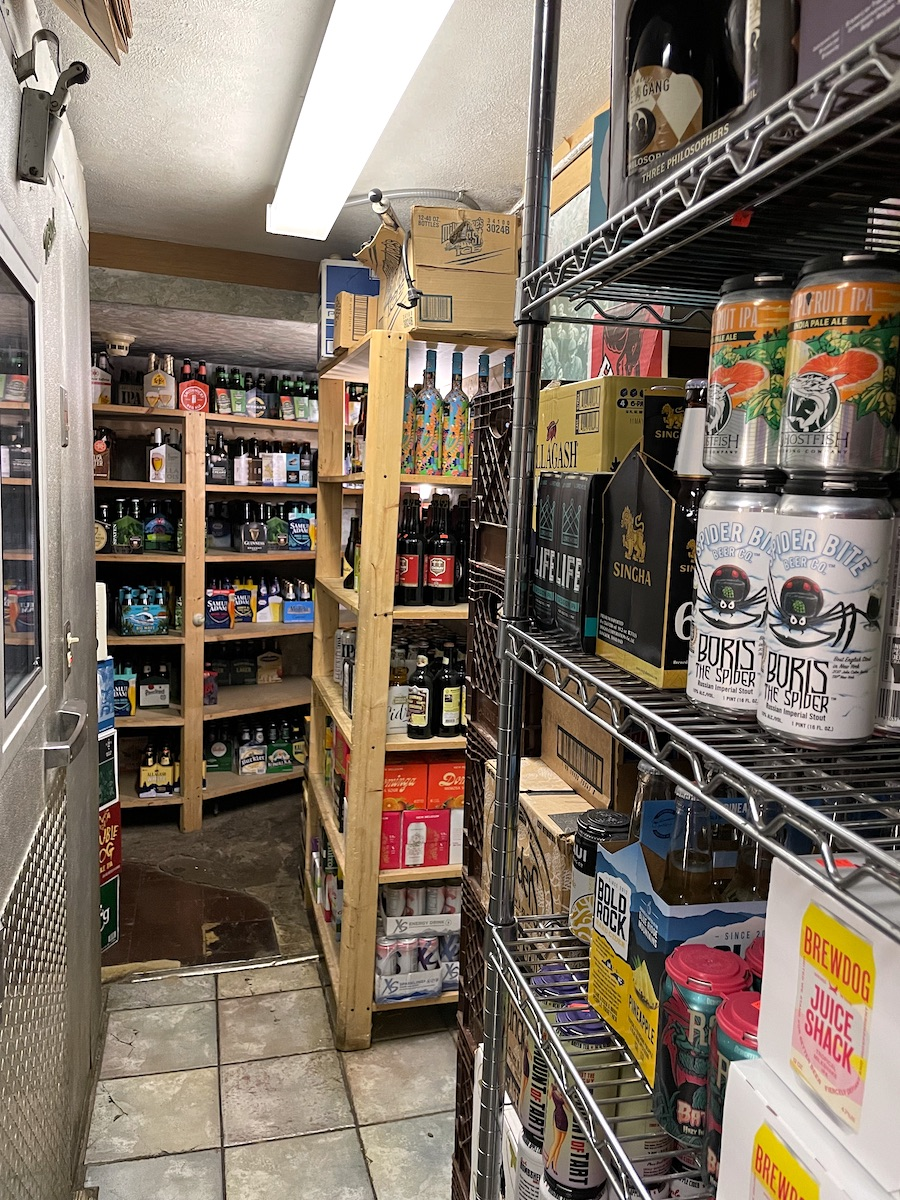Stafford Beer Selection