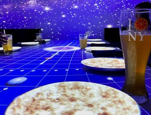 Virtual Dinner in Syracuse