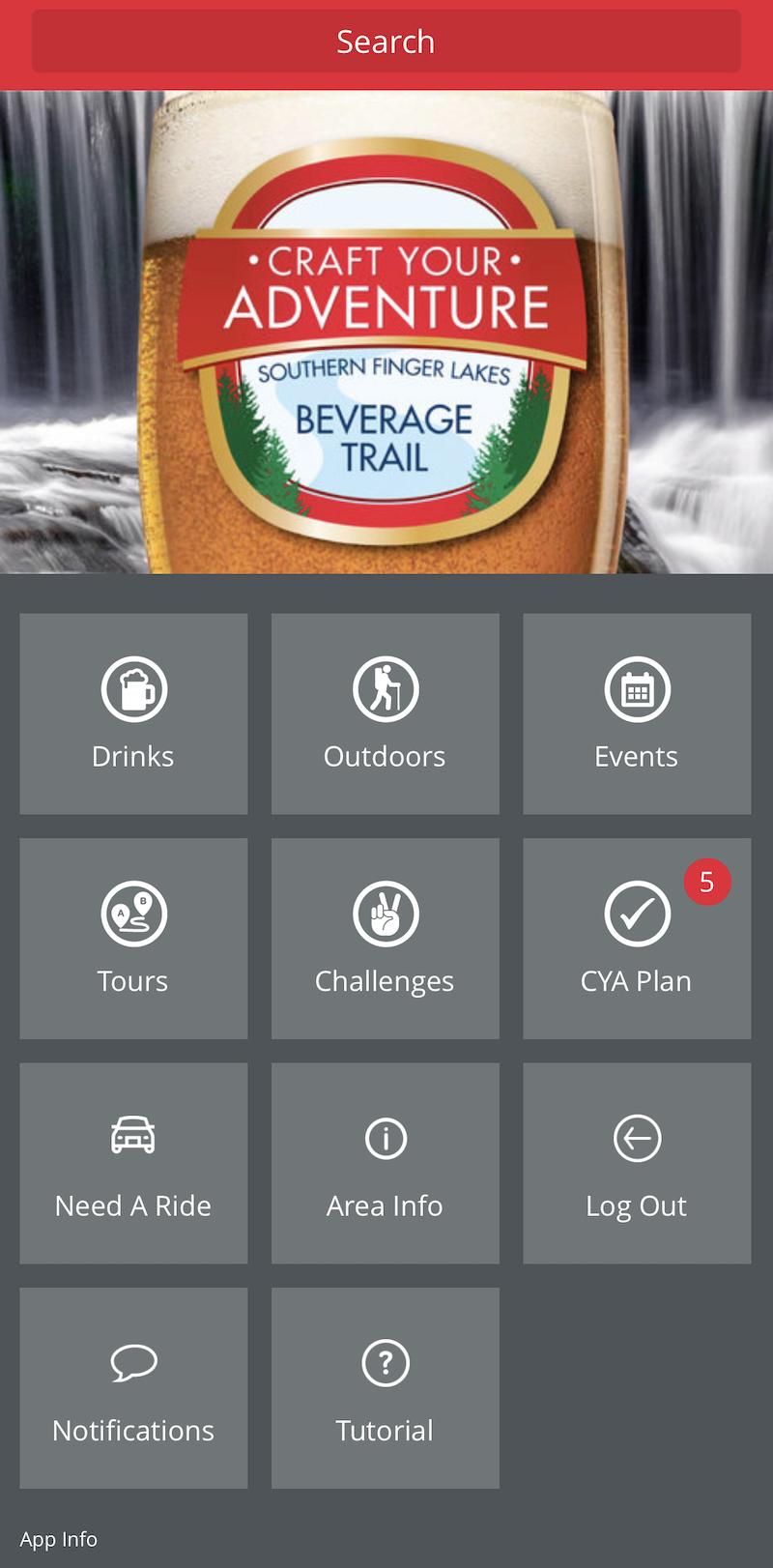 Craft Your Adventure App