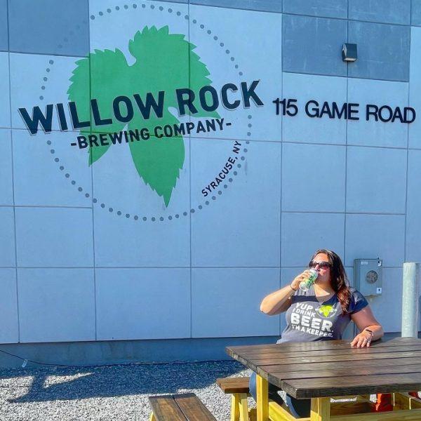 Dani at Willow Rock