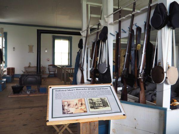 Fort Ontario Barracks