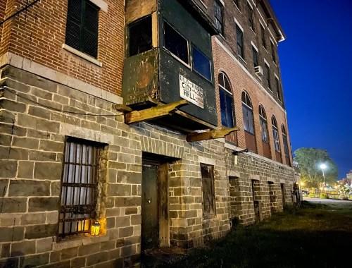 Old City Hall - Haunted Oswego Tour