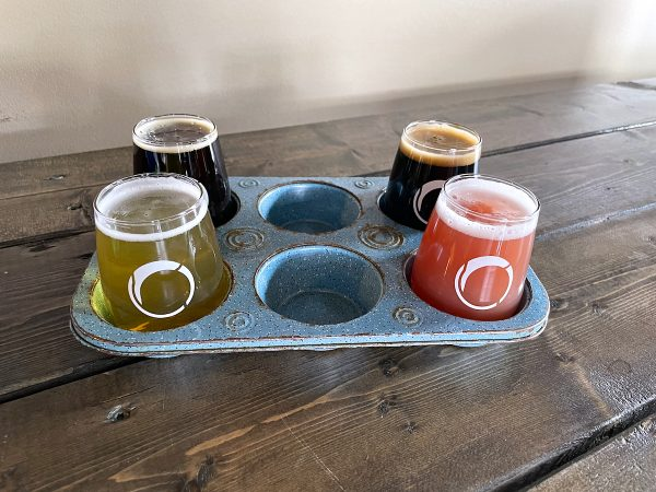 Onco Fermentations Beer Flight