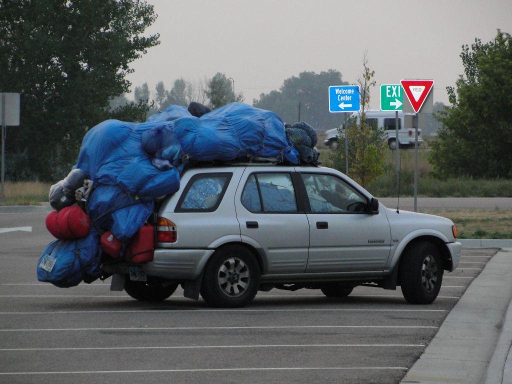 Car Packing