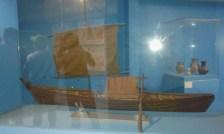 A replica of the Balanghai boat
