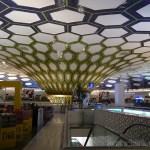 【ラウンジ】 アブダビ国際空港 AL DHABI Lounge
