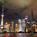 3連休で西塘&上海7~Shanghai Night★外灘の夜景