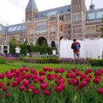 オランダ旅行記10~アムステルダムで「牛乳を注ぐ女(フェルメール)」に初対面★