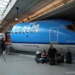 オランダ旅行記16~スキポール空港が楽しい!&帰国のためフランクフルトへ