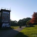 BERLIN 2015秋(13)シュレジアブッシュの監視塔
