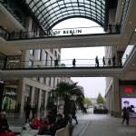 BERLIN 2015秋(26)雨の午後はモール巡りとStarbucks Coffee