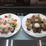 【2017秋の台湾6】台中のデパートをブラブラ、夜は忠孝夜市の第一豆花店