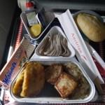 【機内食】オーストリア航空(Austrian Airlines)東京・成田→ウィーン(2018年8月)