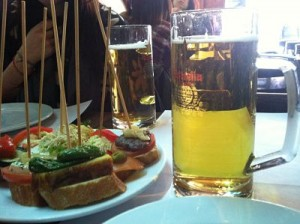 Tapas Barcelona Food