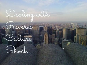 New York Culture Shock