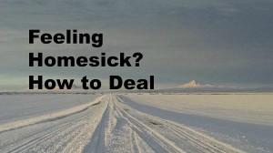Homesick Travel Tricks