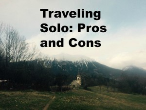 Pros Cons Travel
