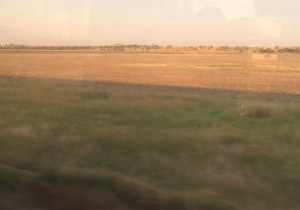 Montana Prairie Amtrak