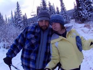 Winter Snow Montana