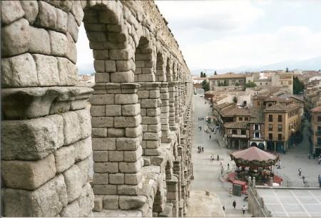 Aquaduct in Spain