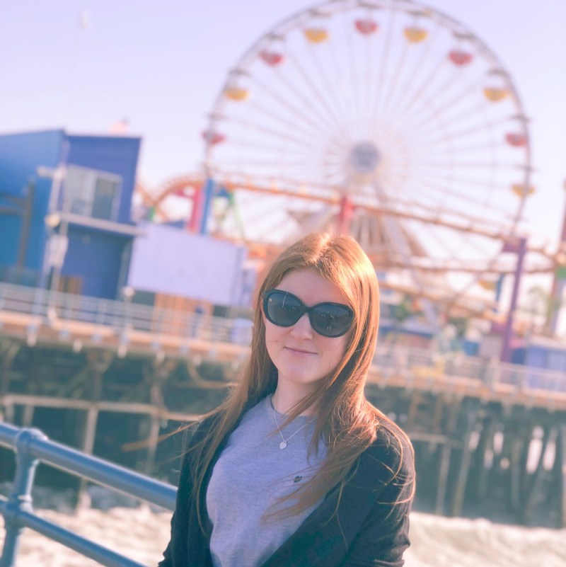 Sunday Snapshot: The Ferris Wheel on Santa Monica Pier