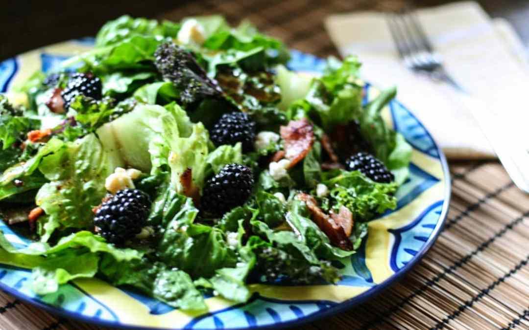 Blackberry Summer Salad
