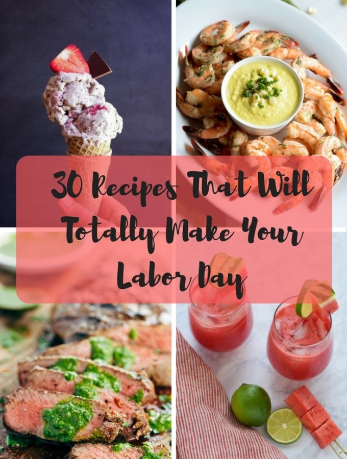 30 Labor Day Recipes