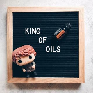 King of Oils