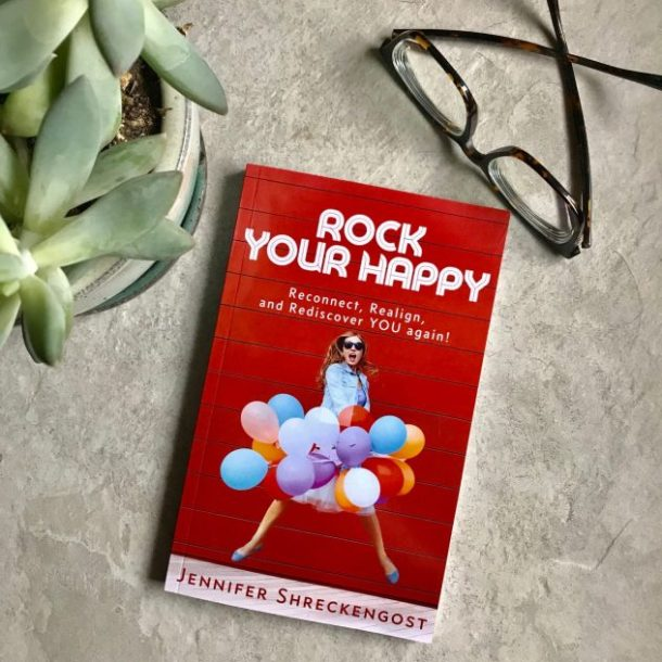 Rock Your Happy Book
