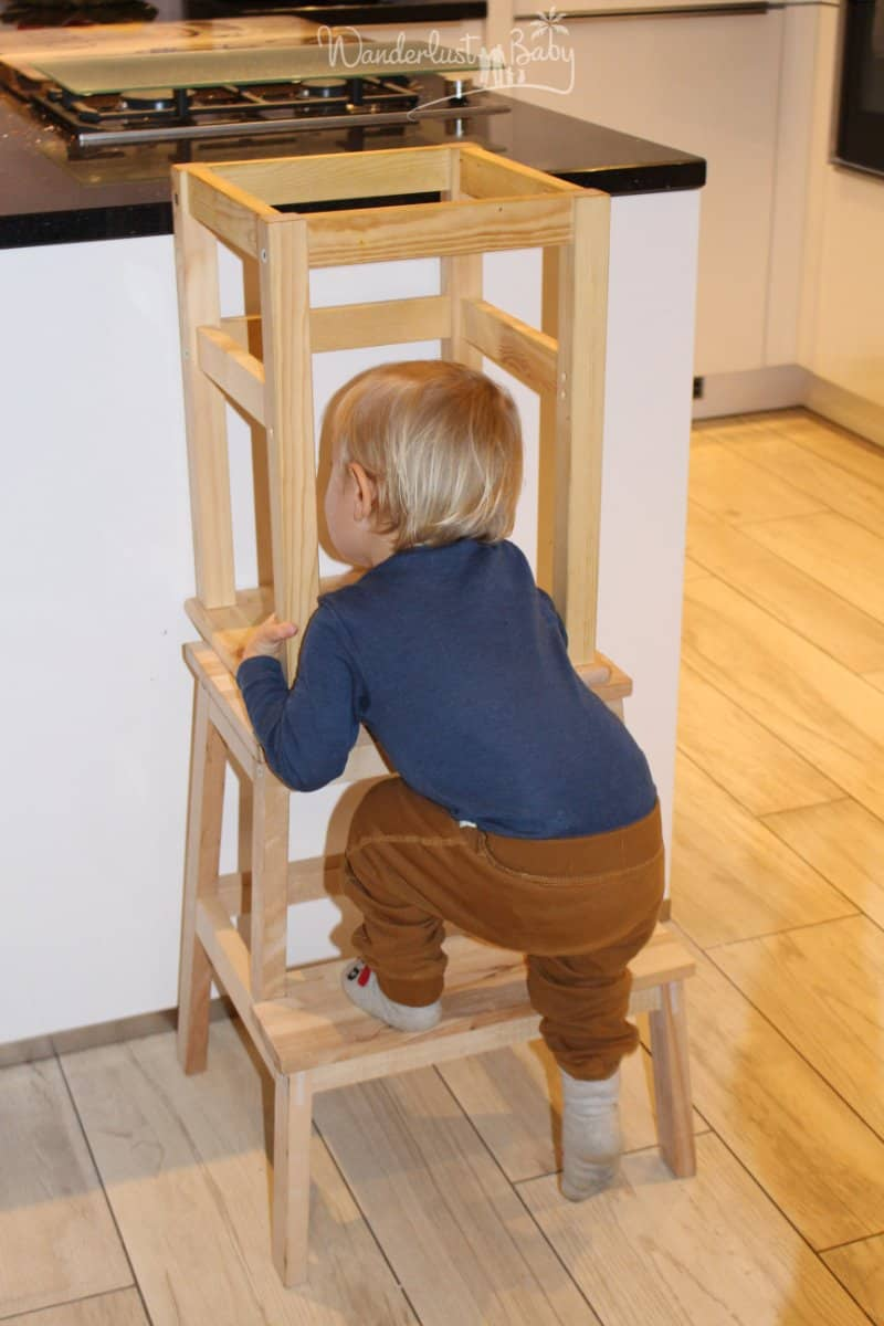 Ikea Learning Tower Günstig Schnell Gemacht Blog