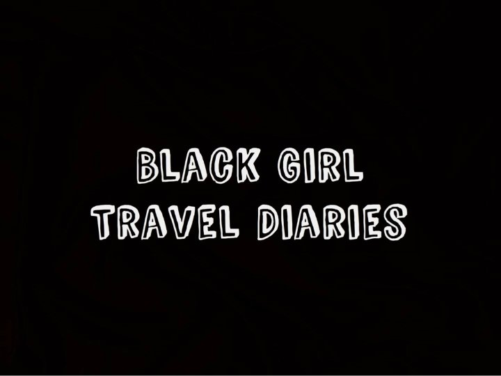 Black Girl Travel Diaries: Kota Kinabalu
