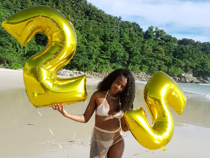 My 25th birthday in Thailand photo gallery