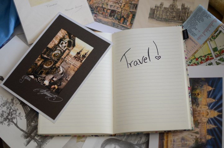 Eleven creative ways to keep your travel memories alive