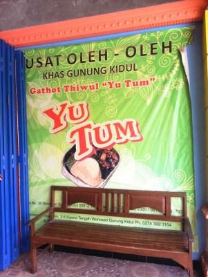 Gathot Tiwul