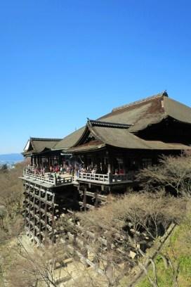 Kiyomizu Dera Temple