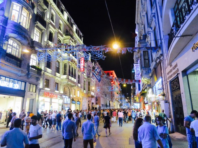 4 of the World's Most Exciting Pedestrian Streets