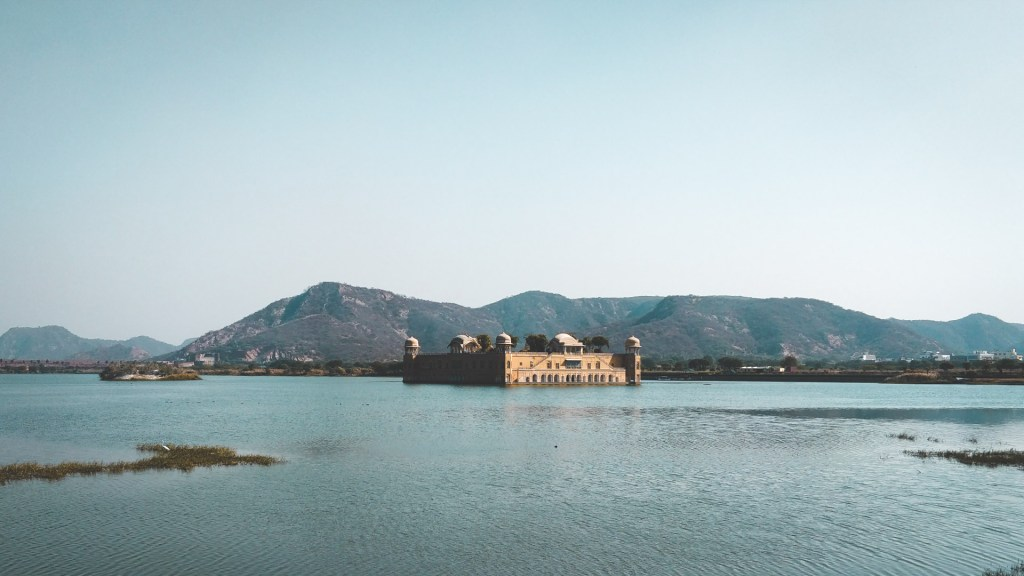 Jal Mahal -10 best places to visit in Jaipur - Wanderlustgary.com